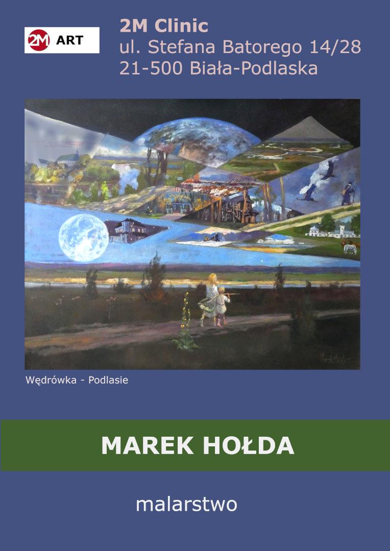 Malarstwo Marka Hołdy